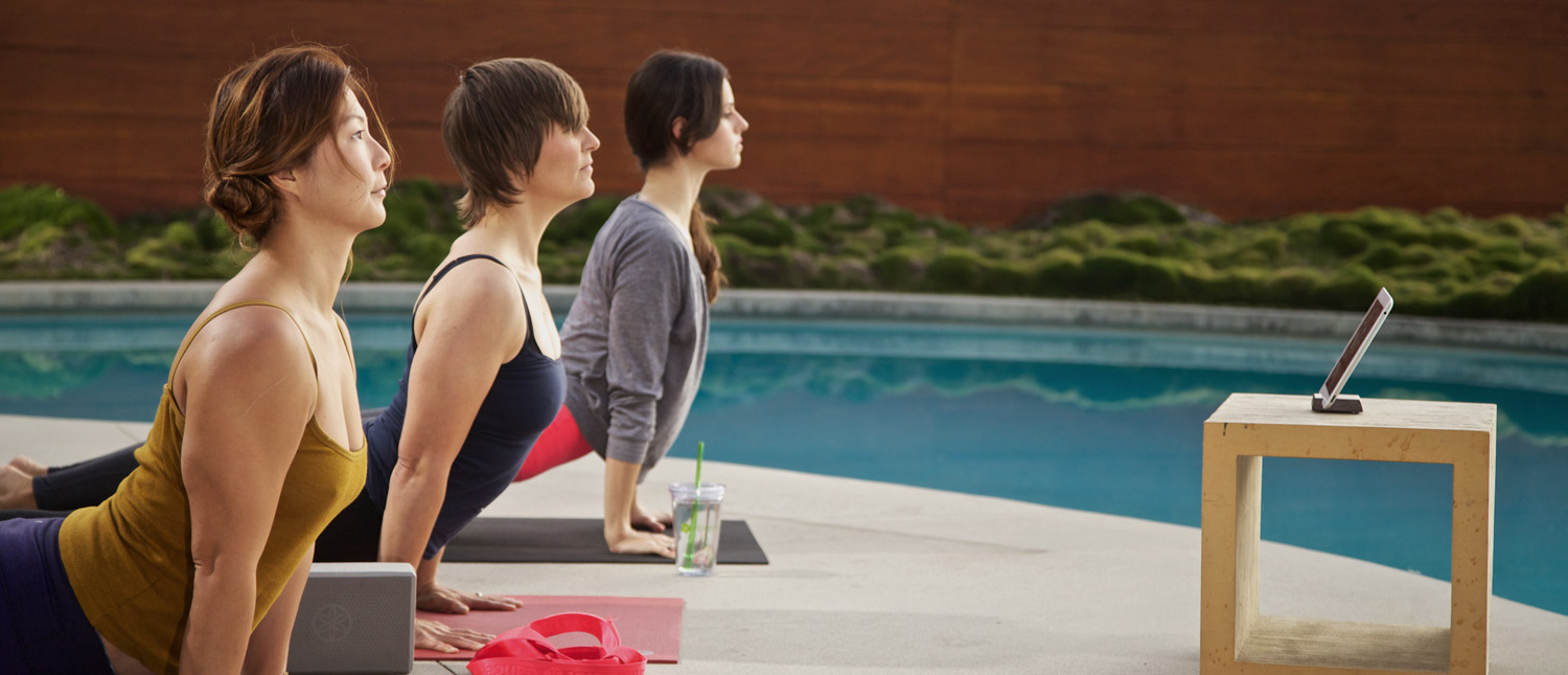 Stream Premium Online Yoga Classes Anytime, Anywhere