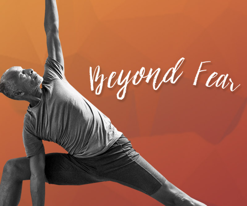 MyYogaWorks Beyond Fear Challenge