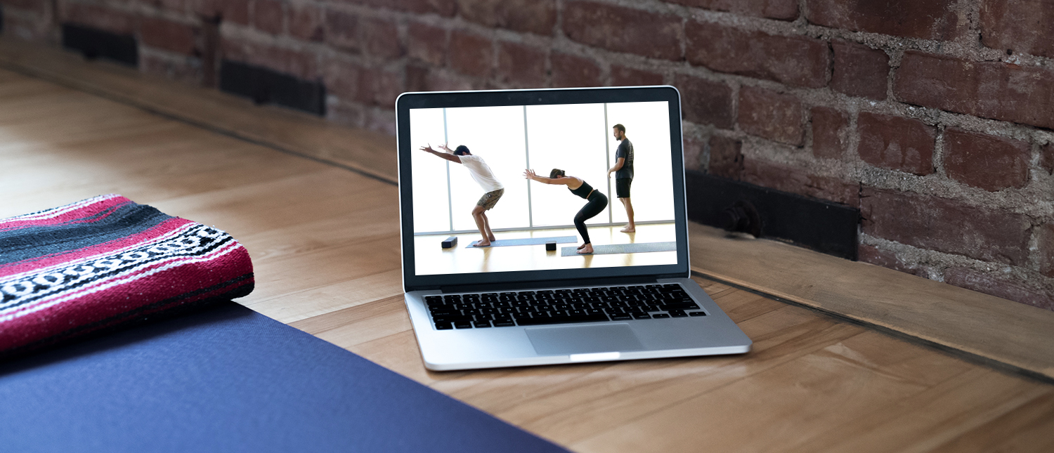 Premium Online Yoga for Just $15/month!
